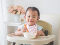 宝宝胃口差 可能和餐具的颜色有关